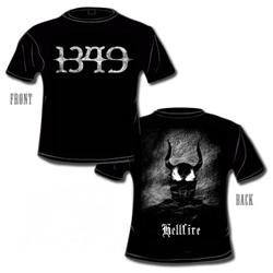 1349 - Hellfire (Short Sleeved T-Shirt: L)