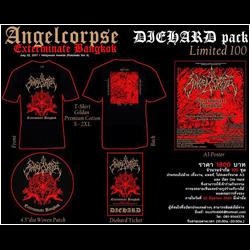 Angelcorpse - Exterminate Bangkok (Die Hard Package: S-M-L-XL-XXL)