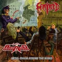 Antacid/Hatred - Metal Chaos Around the World