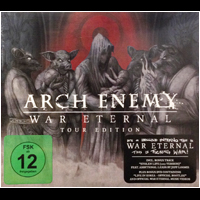 Arch Enemy - War Eternal (CD + DVD)