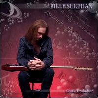 Billy Sheehan - Cosmic Troubadour