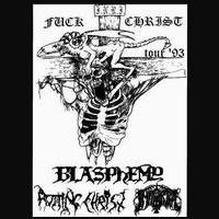 Blasphemy/Immortal/Rotting Christ - Fuck Christ Tour '93 (DVD)