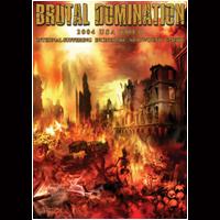 Brutal Domination - 2004 USA Tour (DVD)