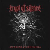 Crypt of Silence - Awareness Ephemera
