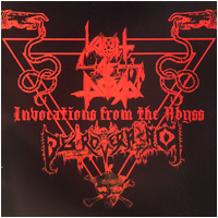 Destroyer Attack/Vomit of Doom - Invocations from the Abyss