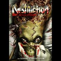 Destruction - A Savage Symphony: The History of Annihilation (DVD + CD)