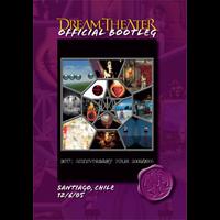 Dream Theater - Santiago, Chile 12/06/05 (DVD)