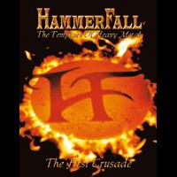 Hammerfall - The Templars of Heavy Metal-The First Crusade (DVD)