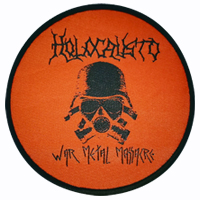 Holocausto - War Metal Massacre (Rounded Patch)