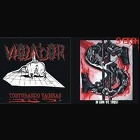 Smersh/Violador - Torturando Vaginas / In Gun We Trust