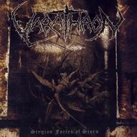 Varathron - Stygian Forces of Scorn