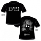 1349 - Hellfire (Short Sleeved T-Shirt: L)