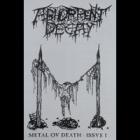 Abhorrent Decay # 01 (Fanzine)