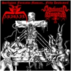 Abigail/Nocturnal Damnation - Sacrilegious Fornication Masscare... Filthy Desekrators!