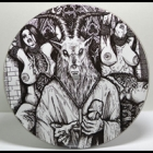 "Abigail/Nunslaughter - Split EP (EP 7"" Picture Disc)"