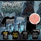 Abominable Putridity - The Anomalies of Artificial Origin (Package: Short Sleeved T-Shirt: M)