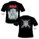Abominator - Evil Proclaimed (Short Sleeved T-Shirt: L)