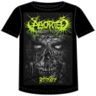 Aborted - Retrogore (Short Sleeved T-Shirt: S-M)