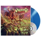 "Aborted - Terrorvision (LP 12"" Transparent Blue + CD)"