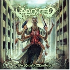 "Aborted - The Necrotic Manifesto (LP 12"" Clear + CD)"