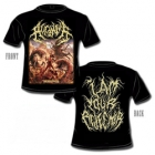 Acranius - Dishonor (Short Sleeved T-Shirt: S)