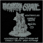 Agathocles/Unholy Grave - Agatho Grave