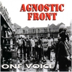"Agnostic Front - One Voice (LP 12"" Red/Grey Haze)"