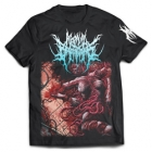 Agonal Breathing - Pure Agony (Short Sleeved T-Shirt: L)