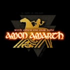 """Amon Amarth - With Oden On Our Side (LP 12"""" Red)"""