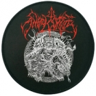 Angelcorpse - Exterminate Bangkok 2017 (Rounded Patch)