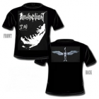 Anthelion - Obsidian Plume (Short Sleeved T-Shirt: M)
