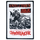 Anti Cimex - Scandinavian Jawbreaker (Patch: Black Border)