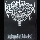 Archgoat - Angelslaying Black Fucking Metal (Back Patch)