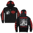 Archgoat - Angelcunt (Tales of Desecration) (Zip Up Hoodie: L)