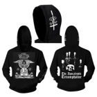 Archgoat - The Apocalyptic Triumphator (Hoodie: L)