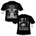 Archgoat - The Apocalyptic Triumphator (Short Sleeved T-Shirt: M)