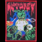 Autopsy - Severed Survival (Patch: Red Border)
