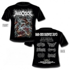 Bangcock Deathfest 2013 (Short Sleeved T-Shirt: M-L)