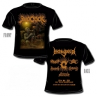 Bangcock Deathfest 2014 - Part I (Short Sleeved T-Shirt: M-L-XL-XXL)