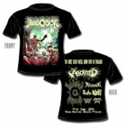 Bangcock Deathfest 2014 - Part II (Short Sleeved T-Shirt: M-L)