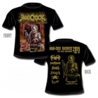 Bangcock Deathfest 2015 - Part I (Short Sleeved T-Shirt: L-XL-XXL)