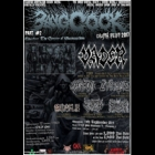 Bangcock Deathfest 2017 - Part II (Pre-sale)