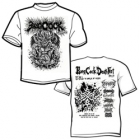 Bangcock Deathfest 2017 - Part I (Short Sleeved T-Shirt: S-M-L-XL-XXL)