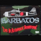 Barbatos - Live in Alcoholic Downtown (Patch: Military Pattern)