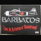 Barbatos - Live in Alcoholic Downtown (Patch: Normal Pattern)
