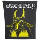 Bathory - Bathory (Back Patch)