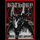 Bathory - Black Metal Hordes (Patch: Red Border)