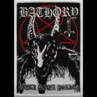 Bathory - Black Metal Hordes (Patch: White Border)