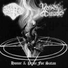 Behalf Fiend/Versos Miriades - Honor & Pride for Satan