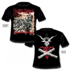Bestial Warlust - Vengeance War 'till Death (Short Sleeved T-Shirt: M-L)